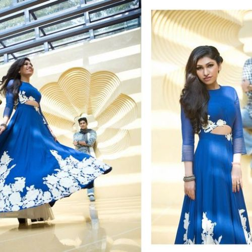 tulsi kumar pre wedding shoot..That dress though! | Love is in the