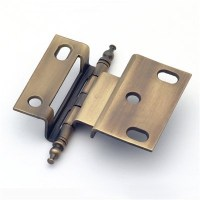 Classic Brass 254 Offset Cabinet Hinge | Updating Cabinet ...