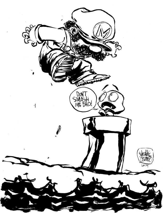 132 best images about Skottie Young on Pinterest