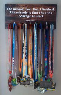 25+ best Medal holders ideas on Pinterest | Race medal ...