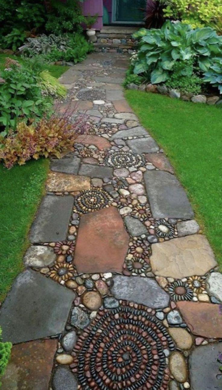 25 Best Ideas About Garden Paths On Pinterest Garden Path