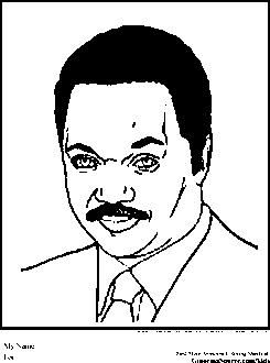 Jesse Jackson Coloring Pages Black History Month