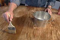 How To Refinish A Table- Worth it | DIY | Pinterest ...