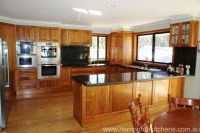 17 Best images about Timber Kitchens on Pinterest | Black ...