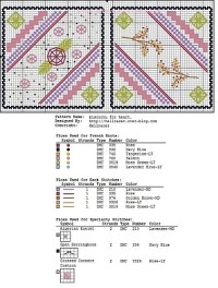 1000+ images about Free biscornu charts on Pinterest ...