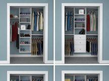 4 Ways to Design Your Reach-in Closet | Closet Organizers ...