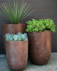 25+ best ideas about Outdoor pots on Pinterest | Outdoor ...