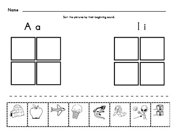 155 best images about Kindergarten RTI Resources