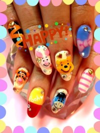 1000+ images about Japanese Nail Art on Pinterest | Red ...