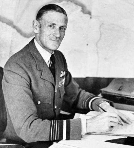 Air Chief Marshal Sir Keith Park Organiser of the Air