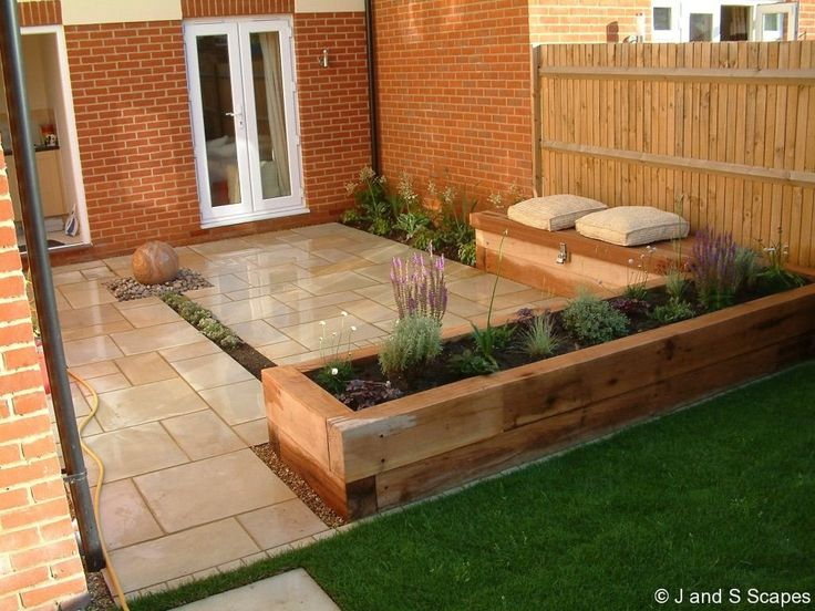 25 Best Ideas About Small Patio Gardens On Pinterest Patio