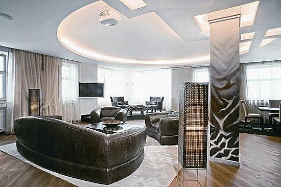 Interior Column Designs