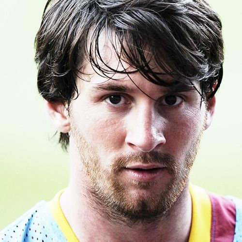 The Messi Beard Gimme A Bearded Man Anyday