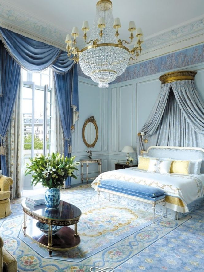 Hotel Decor The Most Gorgeous Rooms Around Globe Royal Bedroomfrench