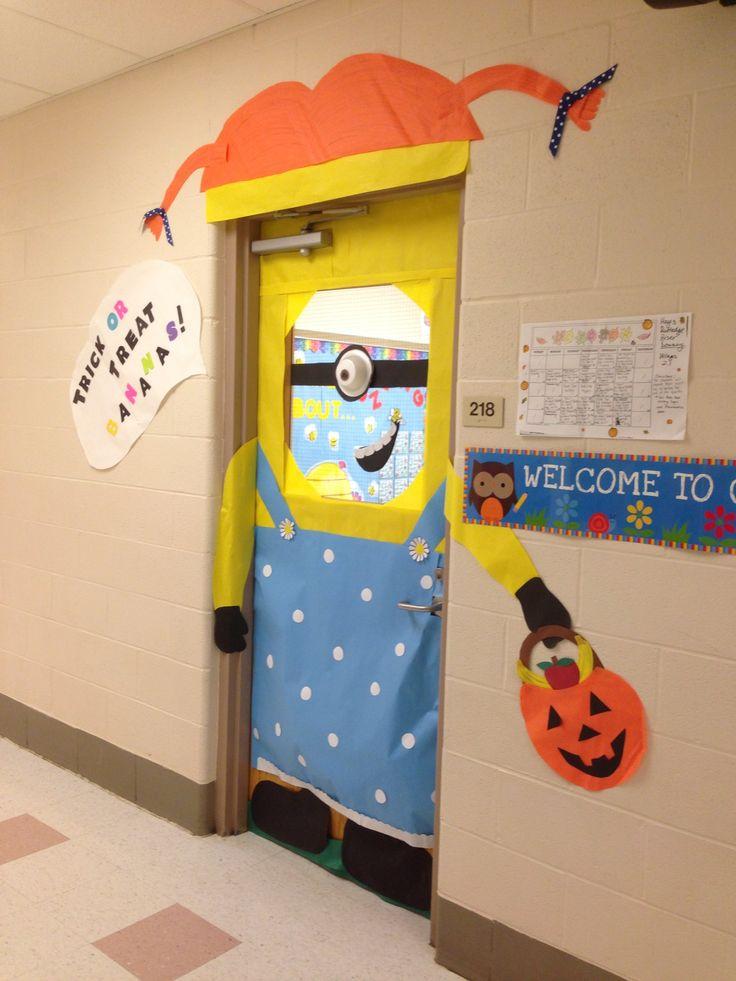 17 Best ideas about Minion Classroom Door on Pinterest