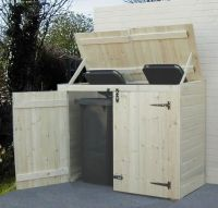 Best 25+ Garbage Can Shed ideas only on Pinterest ...