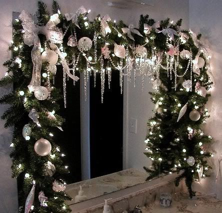 25+ best ideas about Christmas Window Decorations on