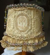 1000+ images about Antique lamp shades on Pinterest