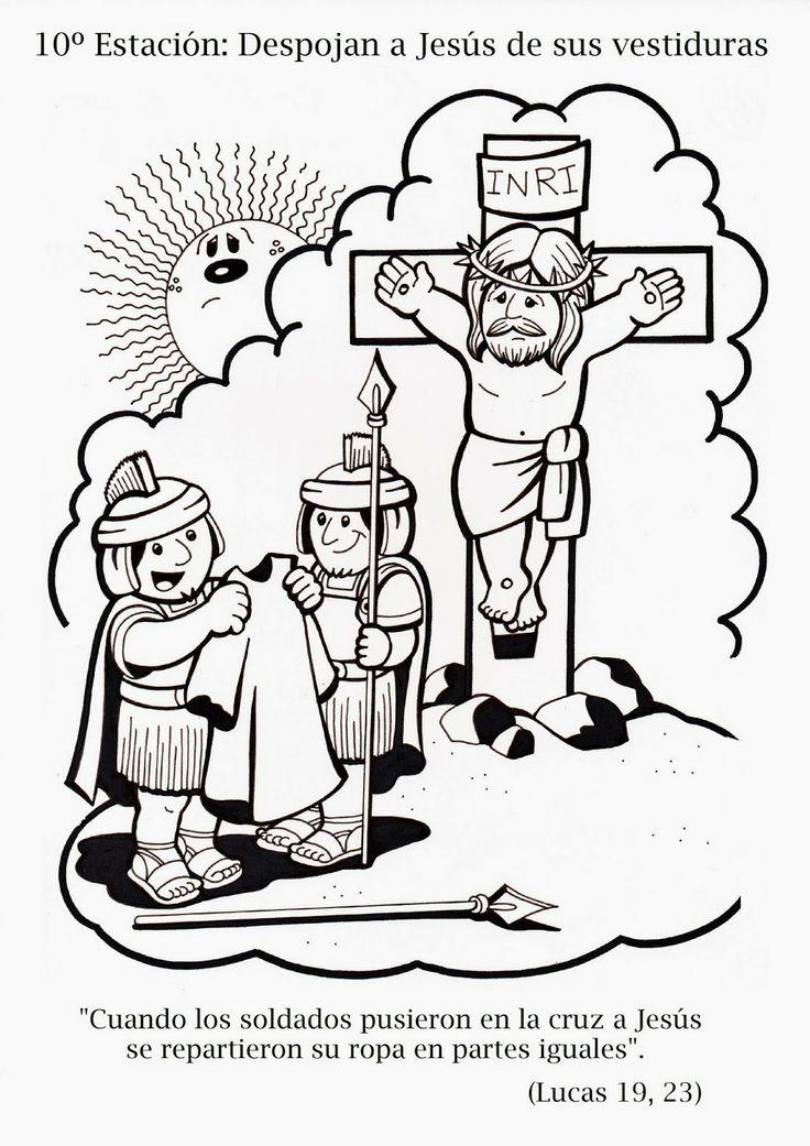 113 best images about fichas de religion on Pinterest