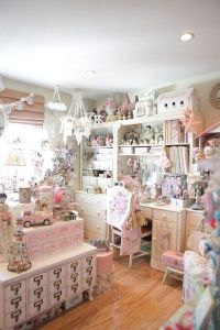 2005 best images about My Shabby Chic Craft Room on