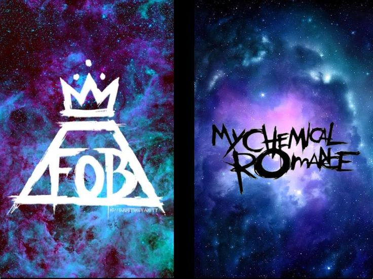 Fob Wallpaper Fall Out Boy Now You Guys Can Have A Wallpaper Of The Fob Logo And Mcr