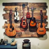 Best 25+ Guitar hanger ideas on Pinterest | Guitar stand ...