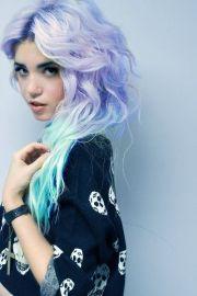 unique hair color ideas