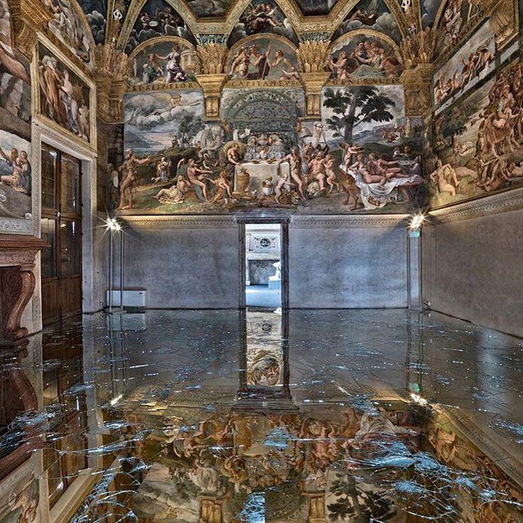 25+ best ideas about Broken Mirror Floor on Pinterest