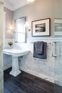 Best 20+ Carrara Marble Bathroom ideas on Pinterest ...