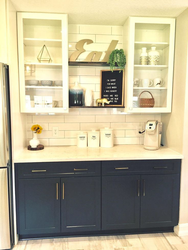 17 Best ideas about Navy Cabinets on Pinterest  Navy