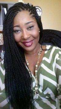 Protective Style, Senegalese twist, two strand twist, Suwa ...
