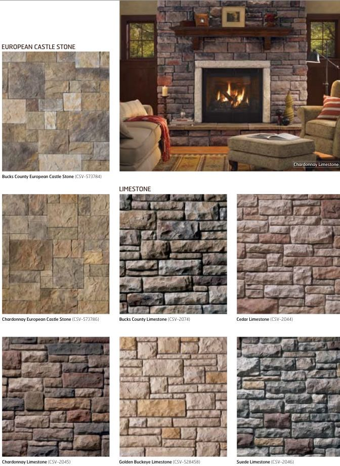 Owens Corning Cultured Stone Premium Veneers  Surface Stones  For the Home  Pinterest