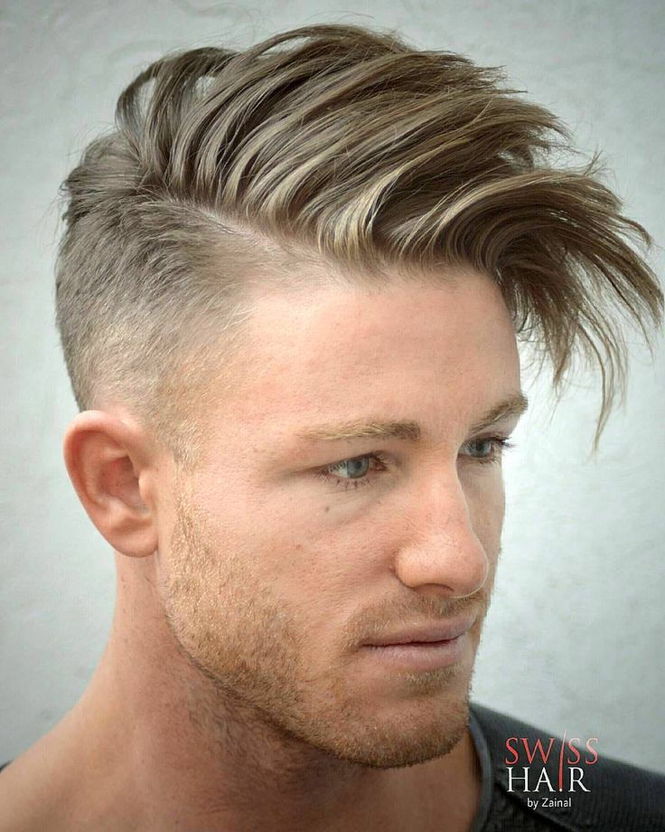 25 Best Ideas About Short Sides Long Top On Pinterest Short