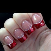 festive red nails tips tricks