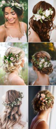 ideas flower crown