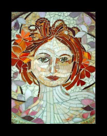 14 best images about Mosaic portraits on Pinterest
