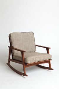 Build Glider Rocker - WoodWorking Projects & Plans