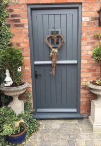 Best 25+ Grey front doors ideas on Pinterest