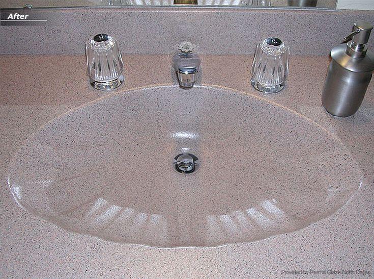 Perma Glaze Bathroom Bathtub Sink And Kitchen Resurfacing Refinishing Reglazing
