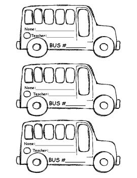 17 Best ideas about School Bus Crafts on Pinterest