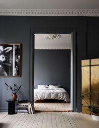 Best 25+ Dark interiors ideas on Pinterest | Dark walls ...