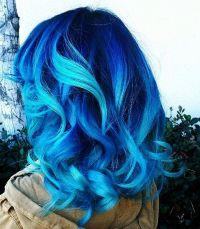 25+ best ideas about Blue hair colors on Pinterest | Blue ...