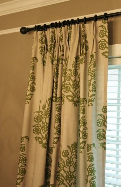 25 Best Ideas About Pleated Curtains On Pinterest Pinch Pleat