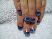 fall nail design related