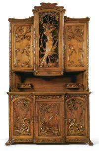 479 best images about Art Nouveau - furniture on Pinterest ...