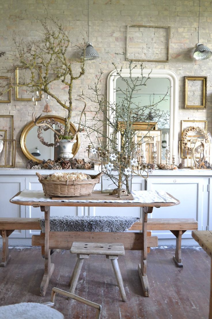 French Vintage Home Decor