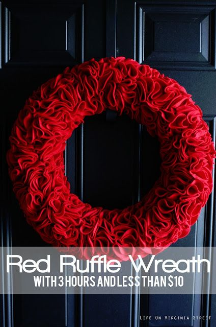 17 Best Ideas About Felt Wreath On Pinterest Felt Birds