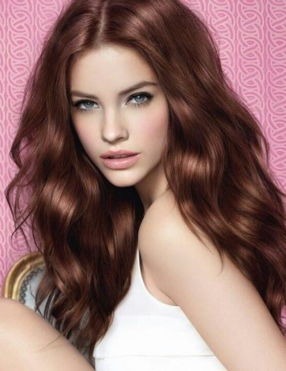 25 Best Ideas about Mahogany  Brown  Hair  on Pinterest