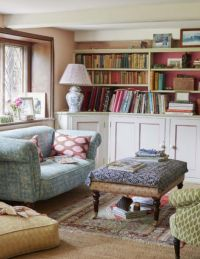 440 best images about Cottage Living Rooms on Pinterest ...