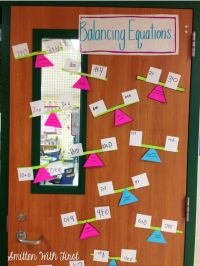 25+ best ideas about Math Door Decorations on Pinterest
